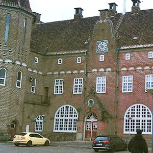 Aalborg ældre posthus Hack Kampmann